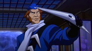 Captain Boomerang JLFP Original 001