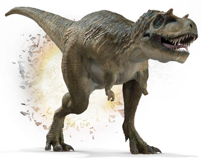 Albertosaurus (Primeval)