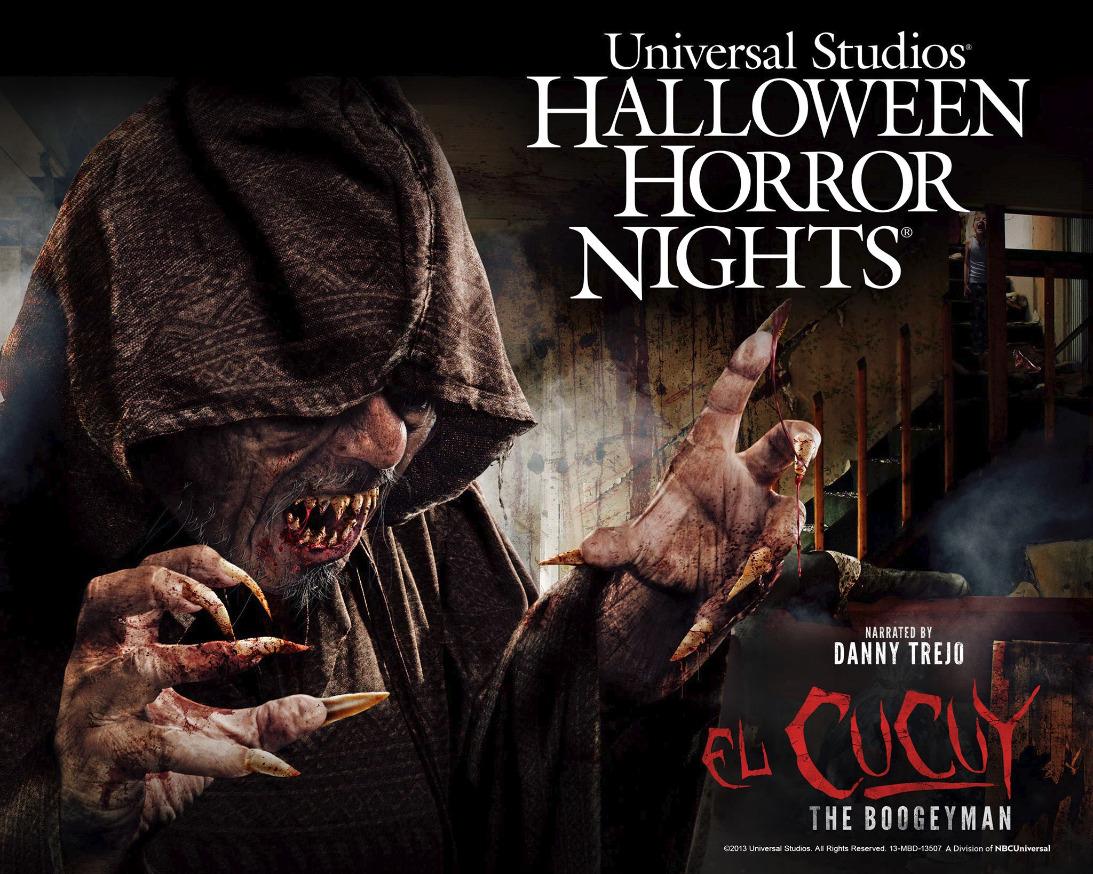 El Cucuy (Halloween Horror Nights)