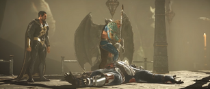Grodd-Death
