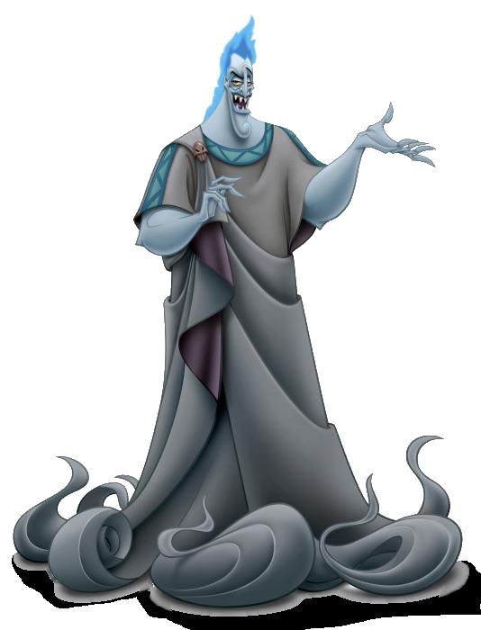 AdrianC385/Villains that are similiar Hades(Disney)