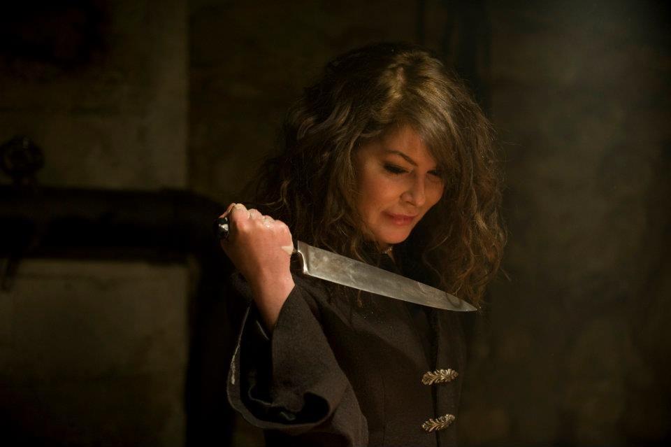Agnes (Hansel & Gretel Get Baked)