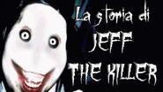 """Jeff The Killer (Creepypasta) - A un """"sorriso"""" dalla morte."""