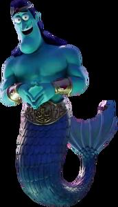 King Poseidon