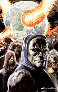 Lord Darkseid's Elite