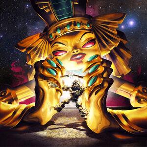 TheQueensDecree GoldenQueen Crusher Battlecast Tamasgaspar