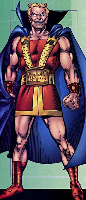 Tyrannus (Marvel)