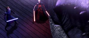 Ventress Anakin view