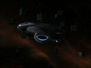 Borg armada, Scorpion