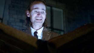 Deegan receives the Book of Destiny