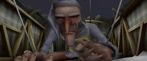 Ebenezer Scrooge Giant