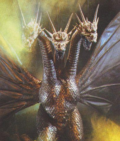 King Ghidorah (Godzilla vs. King Ghidorah)