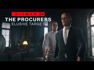 HITMAN 3- The Procurers Elusive Target (Mission Briefing)