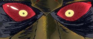 Jackal Eyes Ultraman