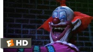 Killer Klowns from Outer Space (5 11) Movie CLIP - Shadow Puppets (1988) HD