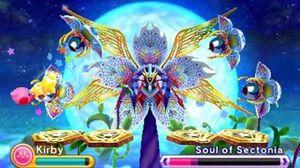 Kirby Triple Deluxe Boss 16 (Final Boss) - Soul of Sectonia