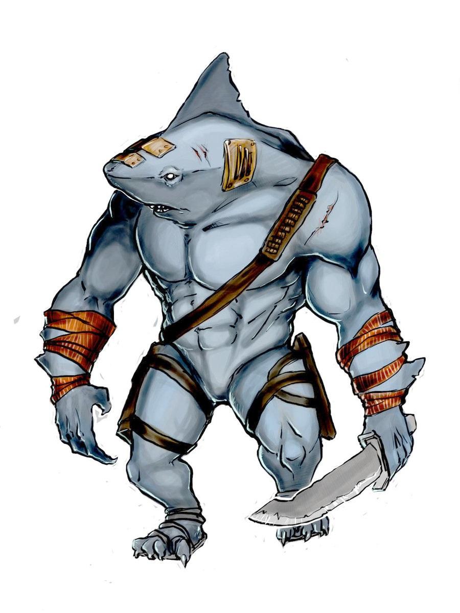 Mako the Shark