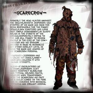 Manhunt Scarecrow