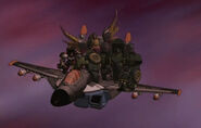 Megatron's henchmen are coming