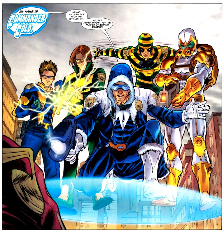 Renegades (The Flash)