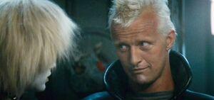 Rutger Hauer as Roy Batty