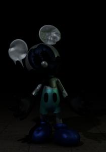 SPOILER Mickey