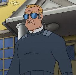 Agent Henderson