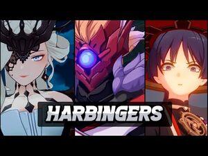 All Fatui Harbingers So Far (HD-JP Introduction Cutscenes) - Genshin Impact
