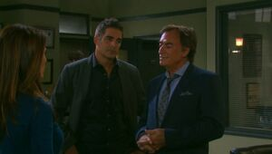 Andre is interrogated by Hope and Rafe