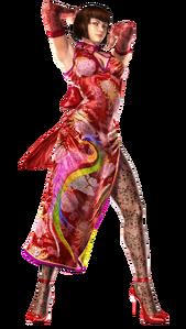 Anna Williams - Full-body CG Art Image - Tekken 6