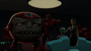 Atrocitus Green Lantern The Animated Series 11