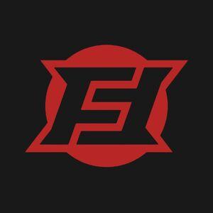 Black-red logo