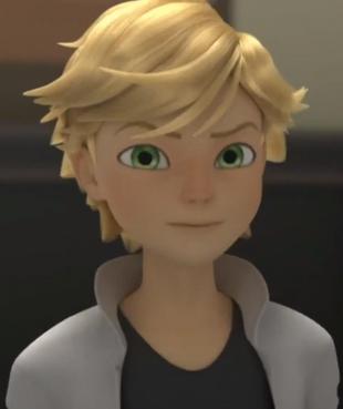 Adrien disguise