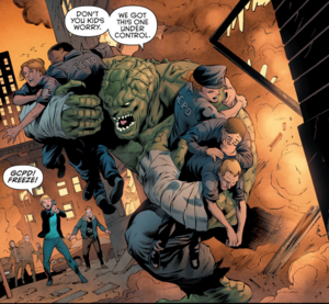 Killer Croc Prime Earth 0016