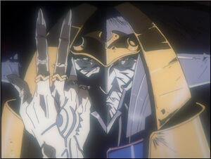 Outlaw Lord Hazanko mask