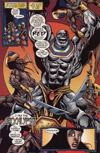 Ozymandia (Earth-616), En Sabah Nur (Earth-616), and Nephri (Earth-616) from Rise of Apocalypse Vol 1 4 0001