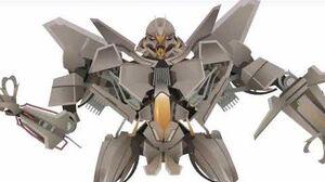 STARSCREAM Transform - Short Flash Transformers Series