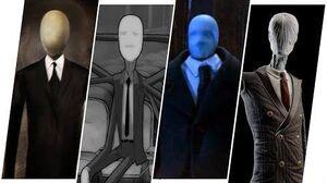 Slender Man Evolution in Movies, Cartoons & TV.