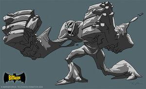 The Bat Man s Clayface 1 by tnperkins