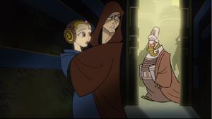 Anakin Padmé cover