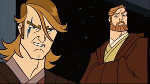 Anakin snarling name