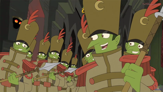 Doofenwarlock Guards