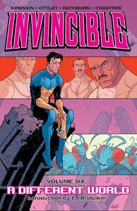 Invincible v6 Cover