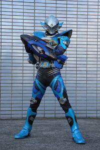 Kamen Rider Abyss 2