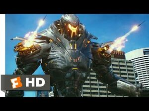 Pacific Rim Uprising (2018) - The Rogue Jaeger Scene (2-10) - Movieclips