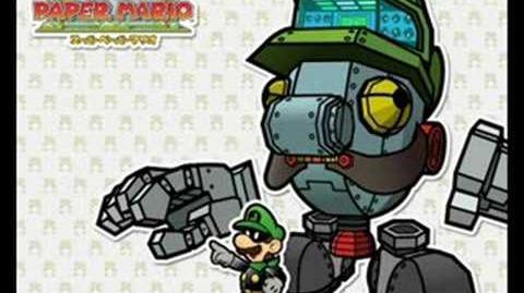 Super Paper Mario Music - Mr