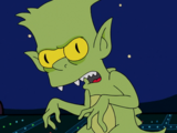 Bart Simpson's Creatures