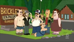 The Brickleberry Trailer Park Cast
