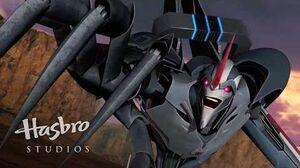 Transformers Official Transformers Prime - Meet Starscream