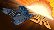Ugh-Zan III Tank